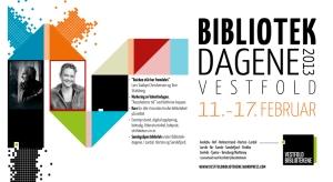 Bibliotekdagene 2013